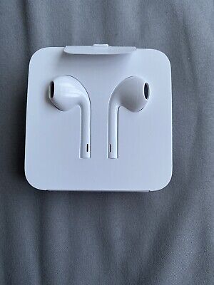 New Genuine Apple A1748 iPhone 11/7/8/X Lightning EarPods Headphones Earphones