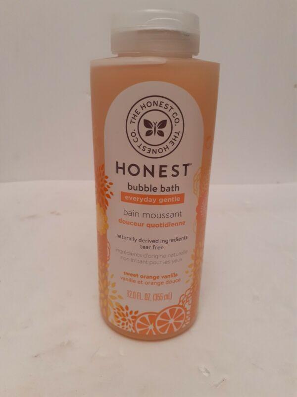 The Honest Company Honest Bubble Bath Sweet Orange Vanilla 10FL OZ