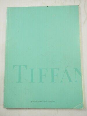 Tiffany & Co.Schmuck Kollektion 2004-2005 Katalog mit Preis Page Einsatz
