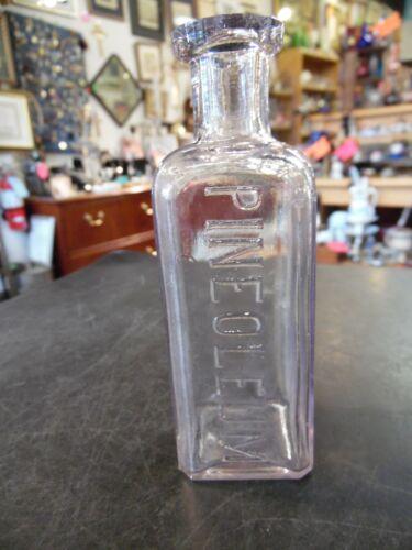 Vintage Pineoleum Bottle