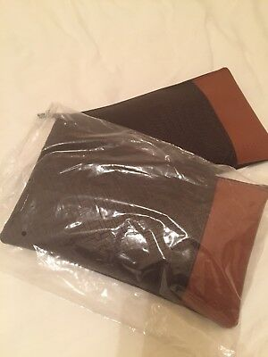 New Unopened 2018 American Airlines Cole Haan Amenity Kit. First Class Transcon