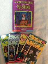 Goosebumps books Moana Morphett Vale Area Preview