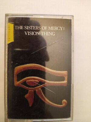 The Sisters of Mercy Vision Thing cassette