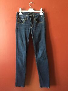 American Eagle Skinny Jeans Size 7