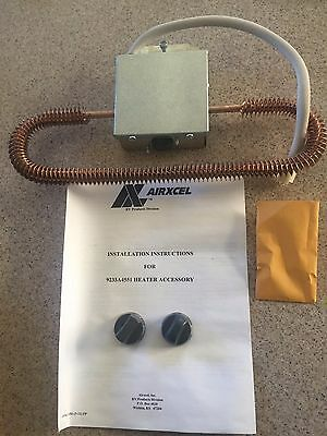 Coleman 9233A4551 Air Conditioner Accessory Electric Heat Kit Trailer Camper RV