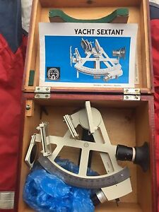 Yacht sextant Cygnet Huon Valley Preview