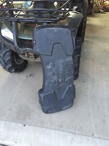 Polaris sportsman front storage box