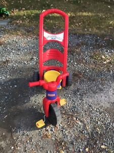 Fisher price stroller toy