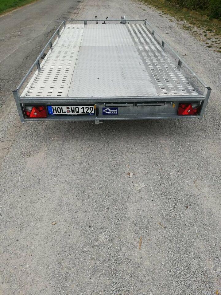 Vermiete Autotrailer Fahrzeugtransporter in Alfeld (Leine)