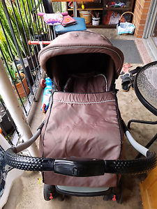 Love N Care Pram. Near new. Urgent Sale Chester Hill Bankstown Area Preview