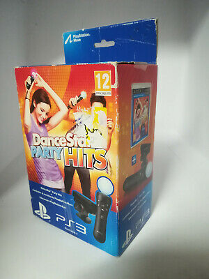 Playstation Move Webcam Dance Stars Party Hits PS3 PS4 - NUOVO -...