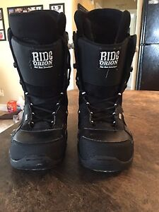 Size 13 Orion Ride Snowboard Boots