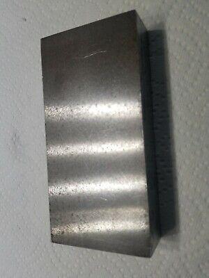 Bench Block Tool Steel Ground Flat 1-332 X 2-916 X 5-516