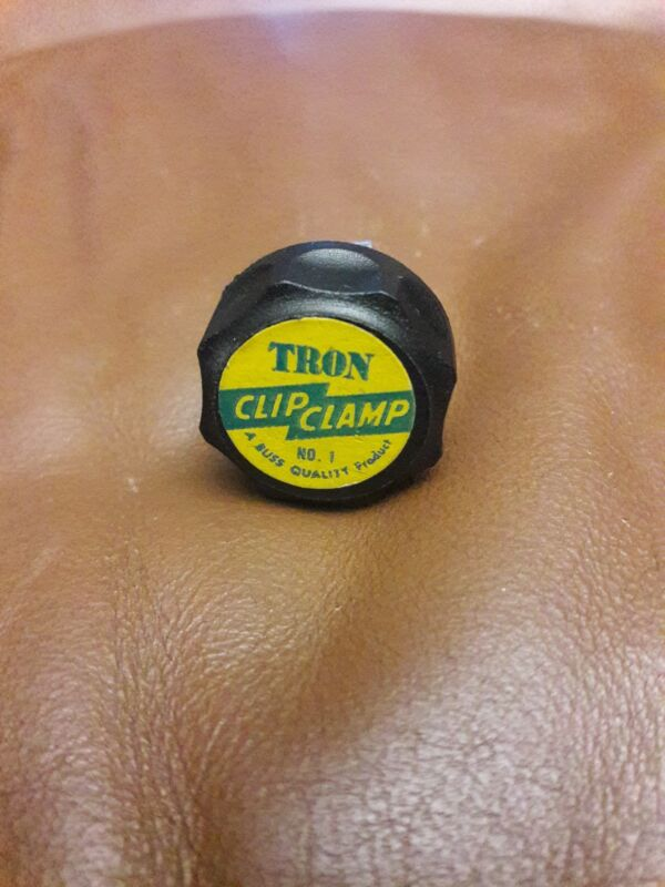 TRON CLIP CLAMP NO. 1  A BUSS QUALITY PRODUCT FREE Shipping