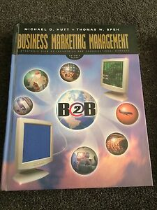 Business Marketing Management - Hutt, Speh Southbank Melbourne City Preview