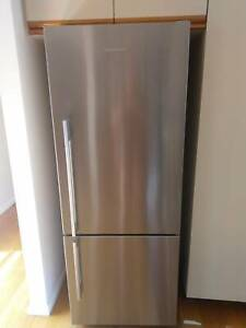 Fisher Paykel Stainless Steel fridge/freezer. Excellent condition