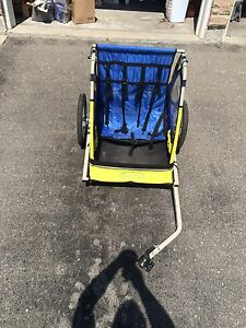 Baby buggy for Bicycle