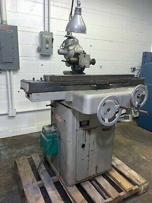 K.o.lee B6062b Tool Cut Grinder Universal Head 36 X 5-14 Tbl 2 Hp