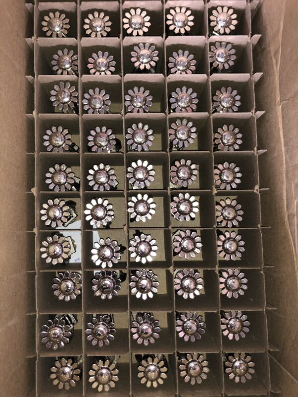 Reliable Chrome Pendent Sprinkler Heads (1 box or 100pcs)