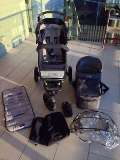 Mountain buggy + carrycot + accessories Whitebridge Lake Macquarie Area Preview