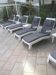 8 Second Hand Sun Loungers Noosa Heads Noosa Area Preview