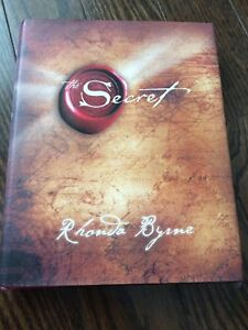 The Secret hardcover book