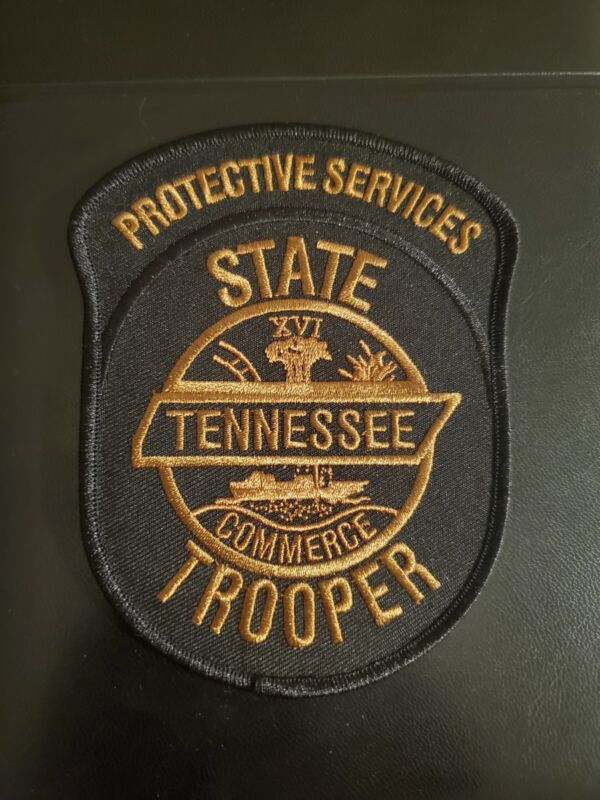 Tennessee Highway Patrol - Protective Services Division Patch