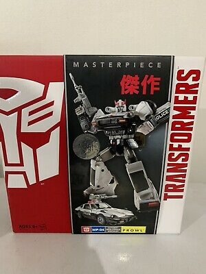 Transformers Masterpiece Prowl MP-04 Brand New in Box Hasbro TRU Toys R Us MISB