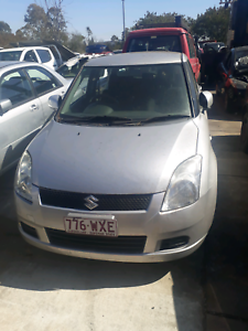 Now wrecking suzuki swift 2007 Coopers Plains Brisbane South West Preview