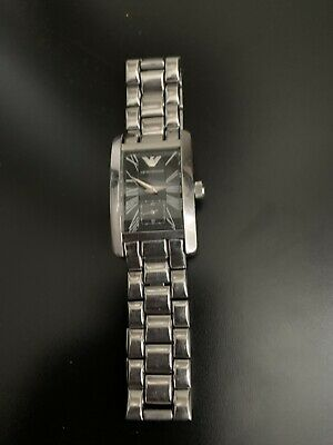 emporio armani watch women