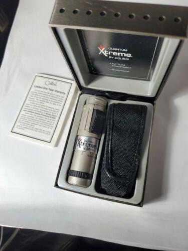 NEW Colibri Xtreme Quantum Flame Lighter Altitude Adjustment