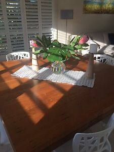 Dining Table Square 8 Seater