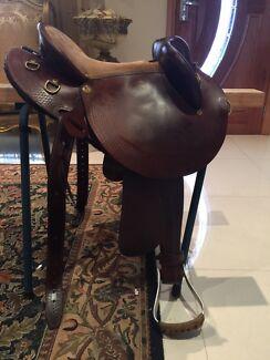 Halfbreed saddle Bankstown Bankstown Area Preview