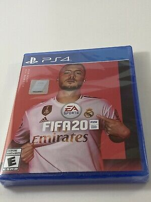 FIFA 20 PS4 Sony PlayStation 4 Brand New Unopened Sealed