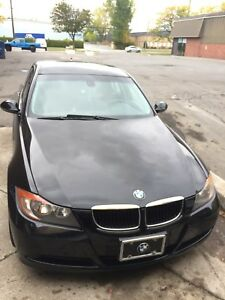 BMW 323i 2007 Nego (summer+winter tires NEW)