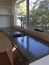 Caesarstone bench top with sink Mount Keira Wollongong Area Preview