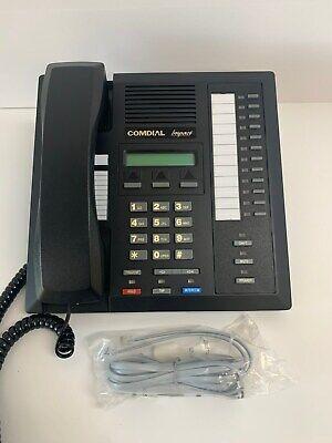 Comdial 8012s-gt Display Speakerphone Black