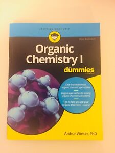 Organic Chemistry For Dummies 2nd Ed
