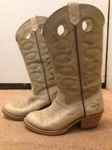 Texas brand size 7 EE boots