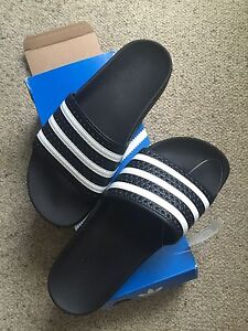 brand new adidas sandals Newcastle Newcastle Area Preview