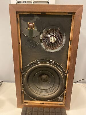 Single Acoustic Research AR3 Speaker, Partially Functional! Fair Condition!