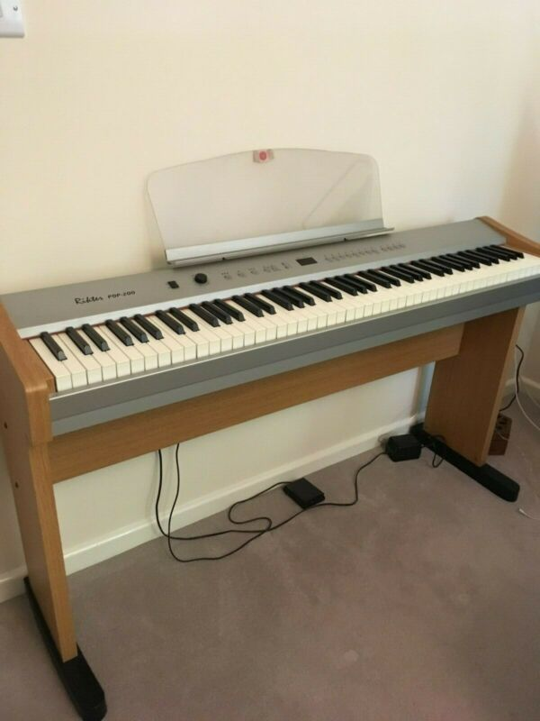 Electronic Piano, Rikter, excellent condition