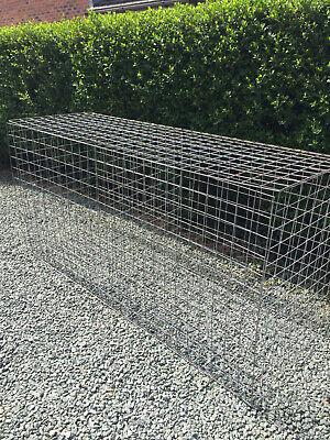 Gabion Basket Retaining Wall Galvanized Steel Wire Garden