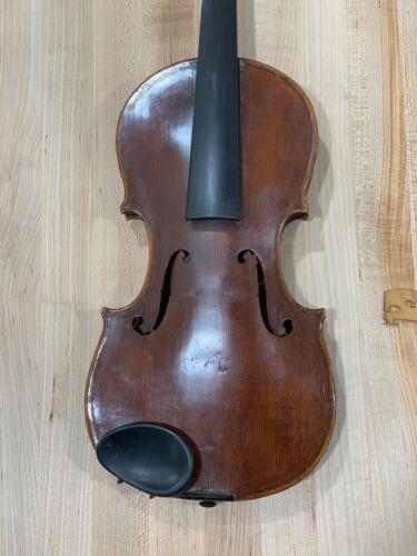 Antique Violin Johann Gottlob Seidel 19th Century early