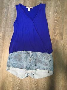 10 PIECES OF GIRLS CLOTHING SIZE *12-14//(1)