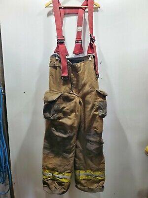 Janesville Firefighter Turnout Bunker Gear Pants Size 30l