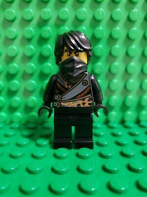 Lego Ninjago Black (LEGO Ninjago Cole Techno Robe Rebooted Black Ninja Minifigure 70720 70723)