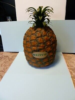 Vintage Original Pineapple Britvic Ice Bucket 1960/70's