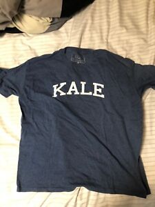Kale T -Shirt - RIOT SOCIETY - URBAN OUTFITTERS - Used - XL