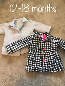 12-18 month jackets